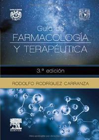Libro GUÍA DE FARMACOLOGÍA Y TERAPÉUTICA 3ª ED.