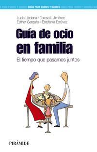 Libro GUÍA DE OCIO EN FAMILIA