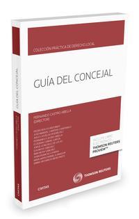 Libro GUÍA DEL CONCEJAL