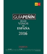 Libro GUÍA PEÑÍN DE LOS VINOS DE ESPAÑA 2016