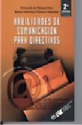 Libro HABILIDADES DE COMUNICACION PARA DIRECTIVOS
