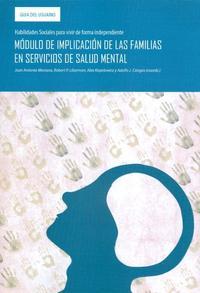 Libro HABILIDADES SOCIALES PARA VIVIR DE FORMA INDEPENDIENTE. GUIA DEL USUARIO