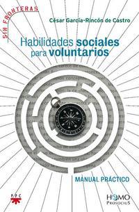 Libro HABILIDADES SOCIALES PARA VOLUNTARIOS