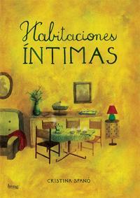 Libro HABITACIONES INTIMAS