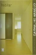 Libro HABITAR: JOSE MANUEL CARVALHO ARAUJO