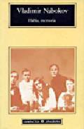 Libro HABLA, MEMORIA