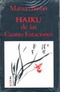 Libro HAIKU DE LAS CUATRO ESTACIONES
