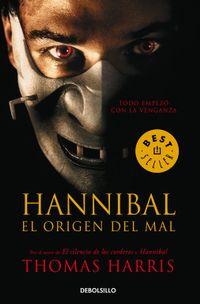 Libro HANNIBAL: EL ORIGEN DEL MAL