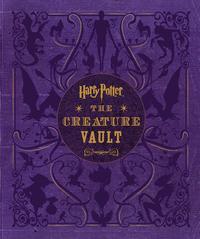 Libro HARRY POTTER - THE CREATURE VAULT