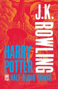 Libro HARRY POTTER AND THE HALF-BLOOD PRINCE