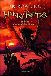 Libro HARRY POTTER AND THE ORDER OF THE PHOENIX