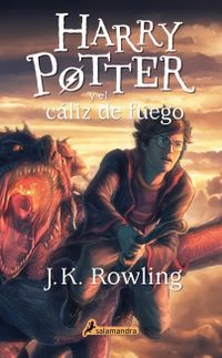 Libro HARRY POTTER Y EL CALIZ DE FUEGO (#4)