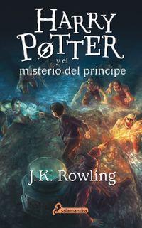 Libro HARRY POTTER Y EL MISTERIO DEL PRÍNCIPE (#6)