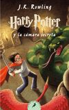 Libro HARRY POTTER Y LA CAMARA SECRETA (#2)