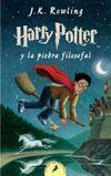 Libro HARRY POTTER Y LA PIEDRA FILOSOFAL (#1)