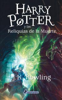 Libro HARRY POTTER Y LAS RELIQUIAS DE LA MUERTE (#7)