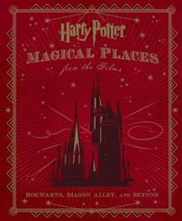 Libro HARRY POTTER: MAGICAL PLACES FROM THE FILMS