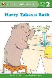 Libro HARRY TAKES A BATH