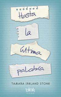 Libro HASTA LA ÚLTIMA PALABRA