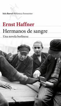 Libro HERMANOS DE SANGRE