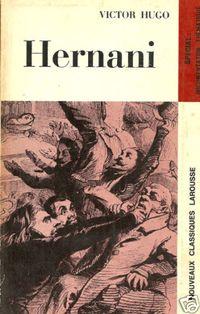 Libro HERNANI