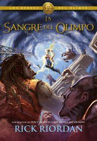 Libro LA SANGRE DEL OLIMPO (LOS HÉROES DEL OLIMPO #5)