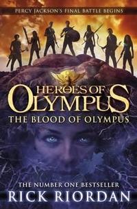 Libro HEROES OF OLYMPUS 5: THE BLOOD OF OLYMPUS