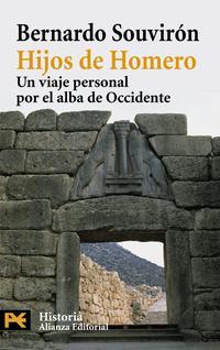 Libro HIJOS DE HOMERO: UN VIAJE PERSONAL POR EL ALBA DE OCCIDENTE