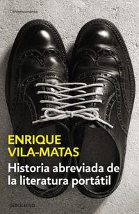 Libro HISTORIA ABREVIADA DE LA LITERATURA PORTÁTIL
