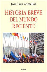 Libro HISTORIA BREVE DEL MUNDO RECIENTE