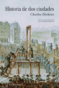 Libro HISTORIA DE DOS CIUDADES
