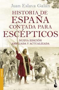 Libro HISTORIA DE ESPAÑA CONTADA PARA ESCEPTICOS