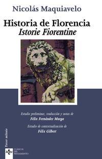 Libro HISTORIA DE FLORENCIA