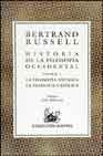 Libro HISTORIA DE LA FILOSOFIA OCCIDENTAL