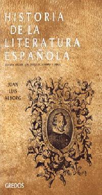 Libro HISTORIA DE LA LITERATURA ESPAÑOLA: EPOCA BARROCA