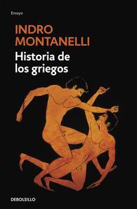 Libro HISTORIA DE LOS GRIEGOS