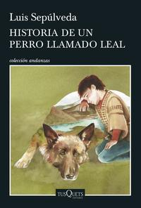 Libro HISTORIA DE UN PERRO LLAMADO LEAL