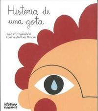 Libro HISTORIA DE UNA GOTA