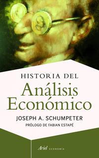 Libro HISTORIA DEL ANALISIS ECONOMICO