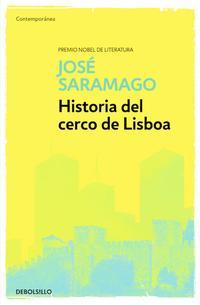 Libro HISTORIA DEL CERCO DE LISBOA