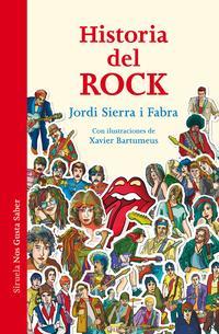 Libro HISTORIA DEL ROCK: LA HISTORIA QUE CAMBIO EL MUNDO