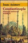 Libro HISTORIA UNIVERSAL ASIMOV: CONSTANTINOPLA