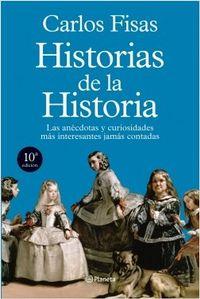 Libro HISTORIAS DE LA HISTORIA