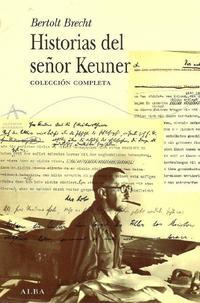 Libro HISTORIAS DEL SEÑOR KEUNER