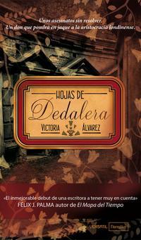 Libro HOJAS DE DEDALERA