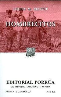 Libro HOMBRECITOS