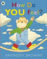 Libro HOW DO YOU FEEL?