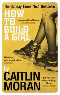 Libro HOW TO BUILD A GIRL