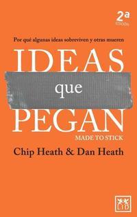 Libro IDEAS QUE PEGAN