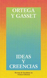 Libro IDEAS Y CREENCIAS
